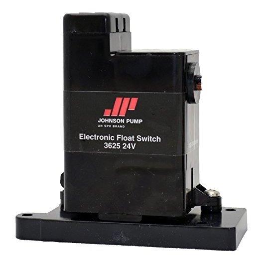 Johnson Bombas 36252electro Magnética 15a24v Interruptor