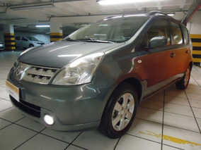 Livina 1.6 Sl 16v Flex 4p Manual