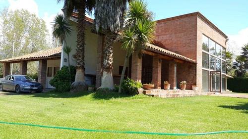 Gran Casa Condominio Los Castaños Aculeo 34