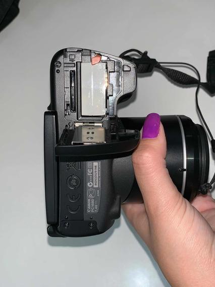 Camera Semiprofissional Canon