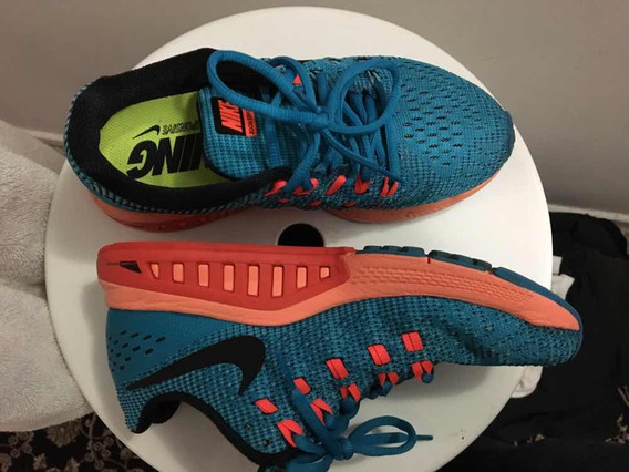 Tênis Nike Air Zoom Structure 19 Tam 36