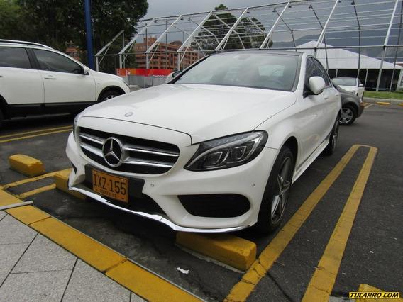 Mercedes Benz Clase C C 250 2.0 At