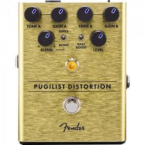 Pedal Para Guitarra Pugilist Distortion