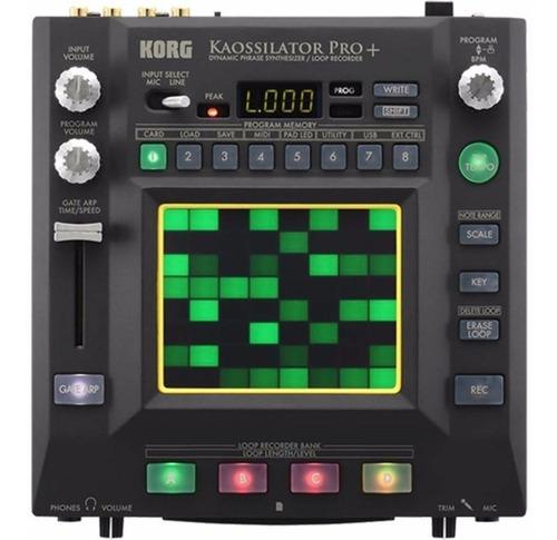 Imagen 1 de 8 de Korg Kaossilator Pro + Sintetizador Digital Tactil Cuotas