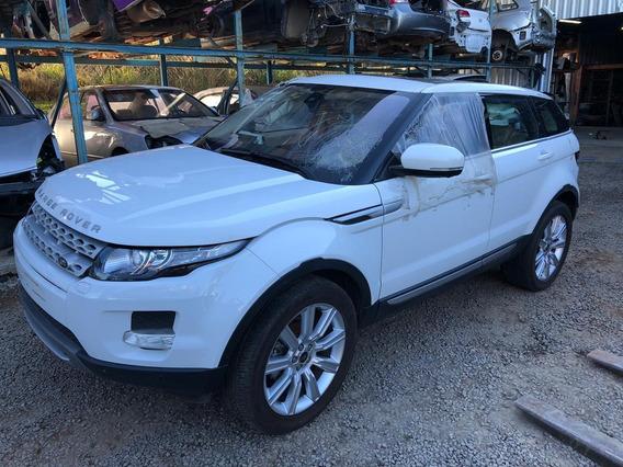 Land Rover Evoque 2013 2.0turbo Sucata Rspeças Farroupilha