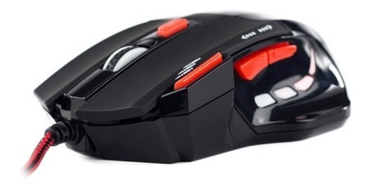 Gx-350 Mouse Gamer Profissional Hoopson