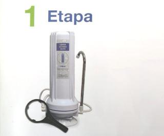 Purificador De Agua Domestico 1 Etapas 1.9 Lpm