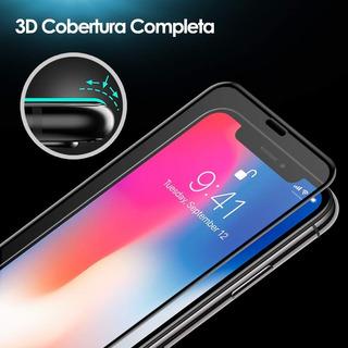Atacado 10 Pcs Pelicura Vidro Completa 3d 5d 6d iPhone Samsu