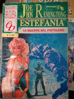 C6 Bruguera Joe John Remingtong Y Estefania Muerte Del Pisto