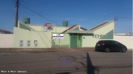 Casa Para Locação Em Bragança Paulista, Jardim Santa Helena, 1 Dormitório, 1 Banheiro, 1 Vaga - 1698_2-968653