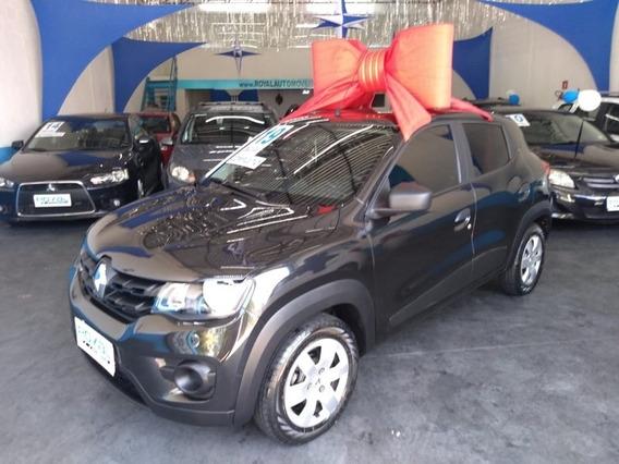 Renault Kwid Kwid Zen 1.0 (flex) - Único Dono - Completo