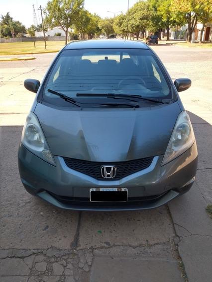 Honda Fit 1.4 Lx-l At 100cv L12