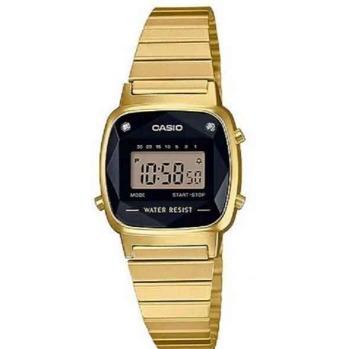 Relógio Casio La670wgad-1df 0 Magnifique