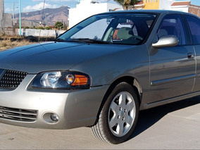 Nissan Sentra 2005 Gxe 1 Aa Ee Automatico