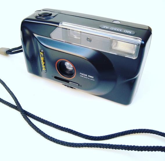 Antiga Máquina Fotográfica Yashica