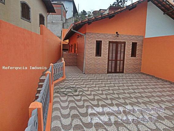 Casa Condomínio No Centro De Ibiúna