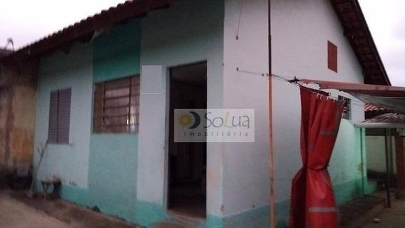 Casa Residencial À Venda, Conjunto Habitacional Padre Anchieta, Campinas. - Ca0560