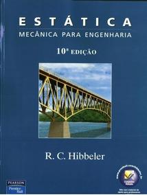 Estática - Mecânica Para Engenharia - 10ª Edição