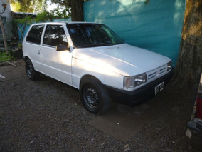 Fiat Uno Con Equipo De Gas Modelo 98