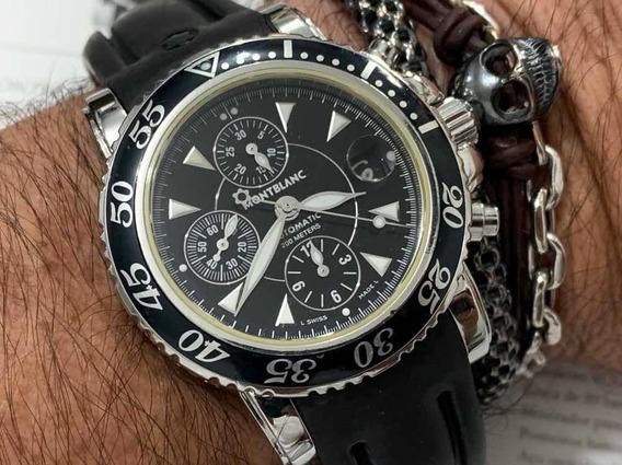 Relógio Montblanc Sport Chronograph Automatic 7034 200m