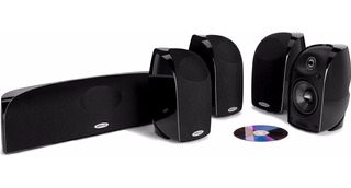 Polkaudio Tl 350 - Home Theater De Alta Gama - Acepta Audio