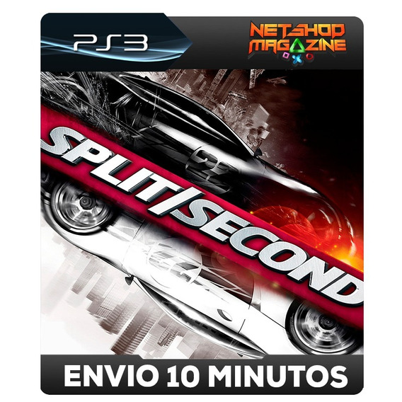Split Second - Psn Ps3 - Envio Imediato