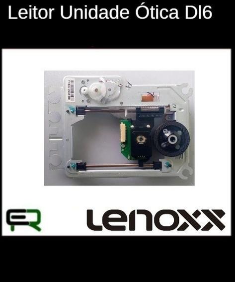 Leitor Unidade Ótica Dl6 Nova Original Lenoxx