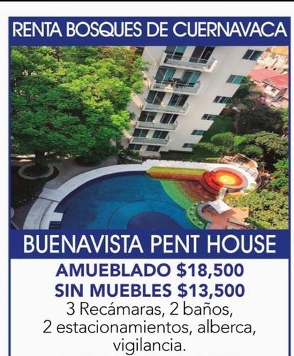 Departamento En Buenavista / Cuernavaca - Ine-629-ed
