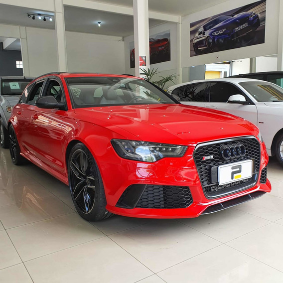 Audi Rs6 Avant 4.0