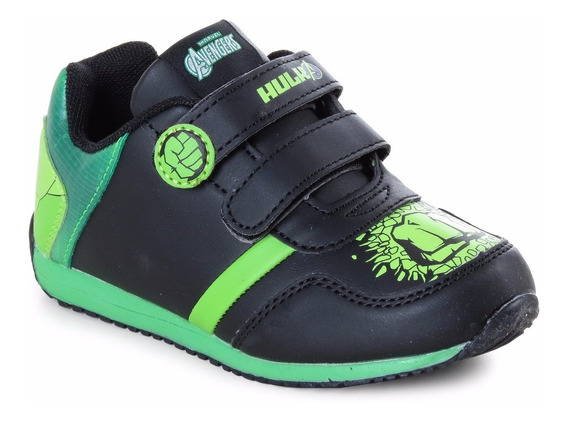 Zapatillas Marvel The Avengers Hulk Niño Abrojo