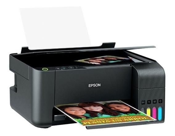 Impresora Epson L3110 Multifuncion Ecotank Sis Cont Full
