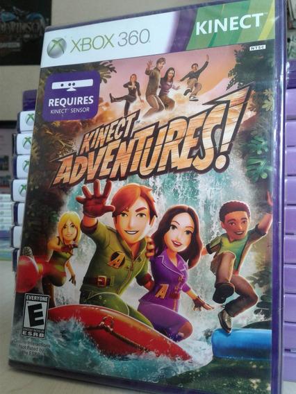 Kinect Adventures Xbox 360 - Novo Original