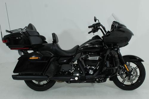 Harley-davidson Road Glide Limited 2020 Preta