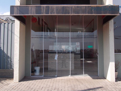 Salão Comercial Para Locação, Itapetinga, Atibaia. - Sl0003