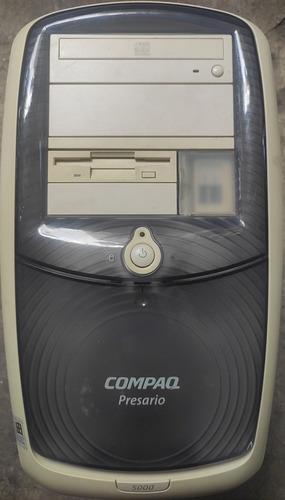 Linda Cpu Compaq Presario Série 5000 - Pc Antigo Retrô
