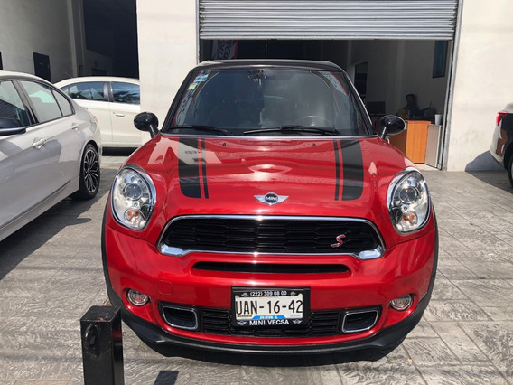Mini Paceman 2015 1.6 S Hot Chili At Rojo