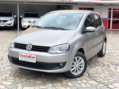 Volkswagen Fox 1.6 Mi Flex 4p Manual