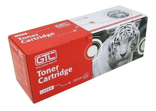 Toner Q2612a Gtc Alternativo Q2612a 12a 2612a 1020 1018