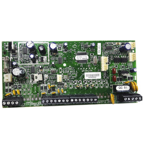Placa Central Alarme Paradox Spectra Sp5500nb 32 Zonas