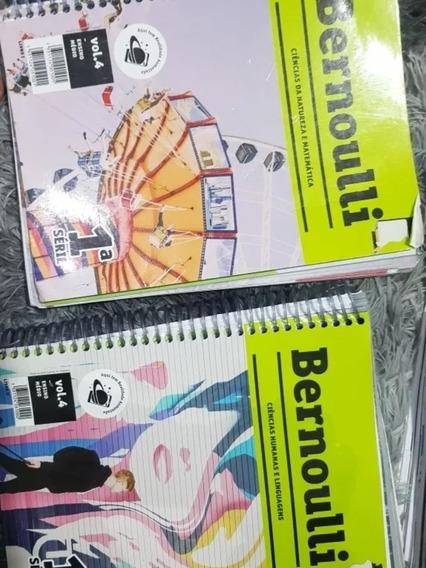 Livro Bernoulli Volume 3 E 4 2019 1° Ano Ensino Médio