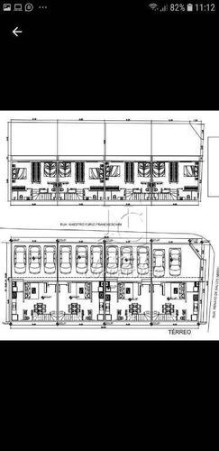 Imagem 1 de 20 de Sobrado Com 2 Dormitórios À Venda, 67 M² Por R$ 350.000,00 - Cidade Continental - São Paulo/sp - So3991