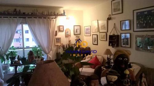 Apartamento Com 4 Dormitórios À Venda, 145 M² Por R$ 1.390.000,00 - Brooklin Novo - São Paulo/sp - Ap3341