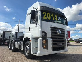Volkswagen Constellation 25.420 V Tronic 6x2 Ano 2014
