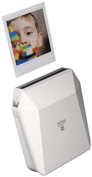Fujifilm Instax Share Sp-3 - Branca - Pronta Entrega - Novo