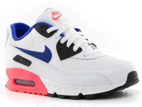 Nike Air Max 90 Essential Talle 10.5 Us Cod 537384-136
