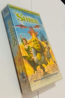 Pelicula Vhs Shrek