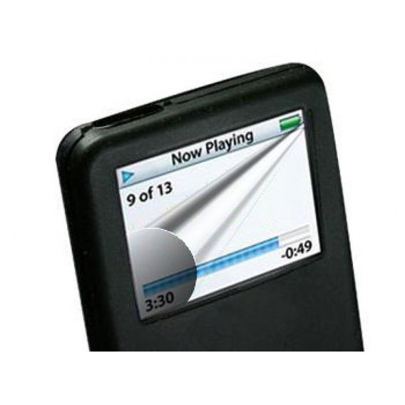 Protetor De Tela Para iPod 30 Ou 60 Gb