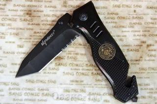 Faca Canivete Original Elf Monkey Marinha Americana Em-11