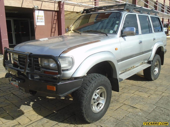 Toyota Burbuja - Automatica