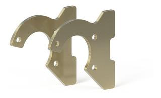 Porta Caliper Tras Sin Perf Ford Falcon Raw Parts Dana 44 X2